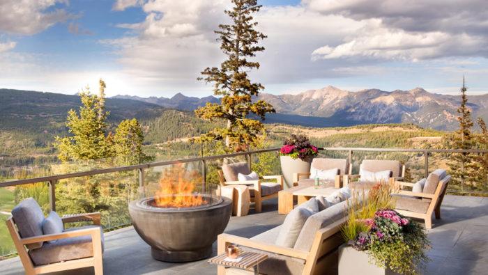 Lavish New Clubhouse By Montana's Yellowstone Club 4