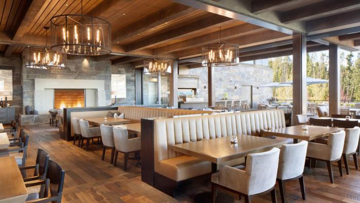 Lavish New Clubhouse By Montana's Yellowstone Club 6