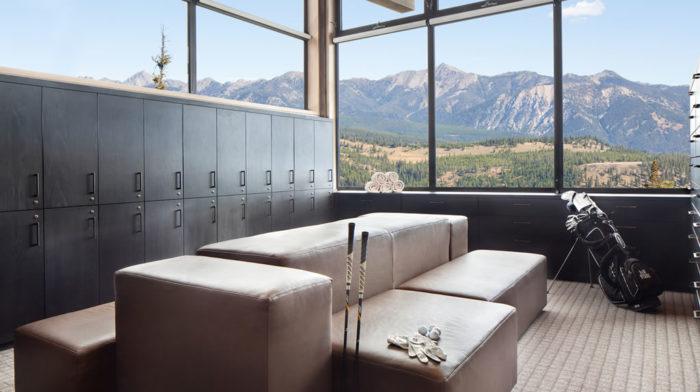 Lavish New Clubhouse By Montana's Yellowstone Club 9