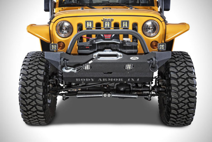 Off-Road Vehicle Upgrades By Body Armor 4x4 4
