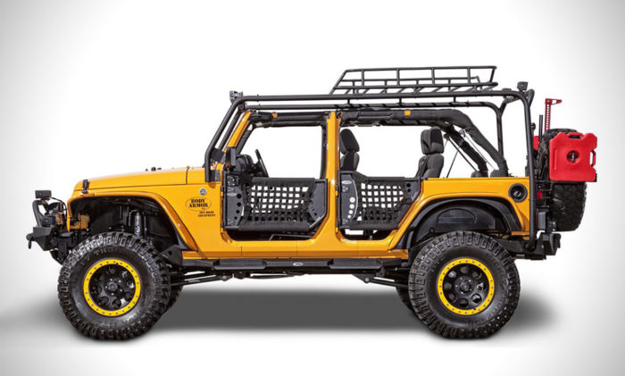 Off-Road Vehicle Upgrades By Body Armor 4x4 7