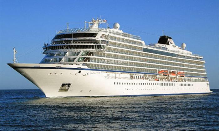 Viking Spirit Ocean Cruise Ship