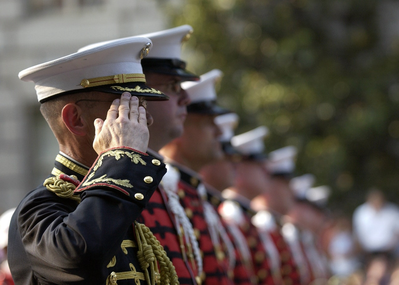 How To Get Replacement Military Medals