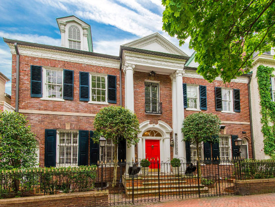 Georgetown Home Sold by Under Armour Founder Kevin Plank for $17.8 Million